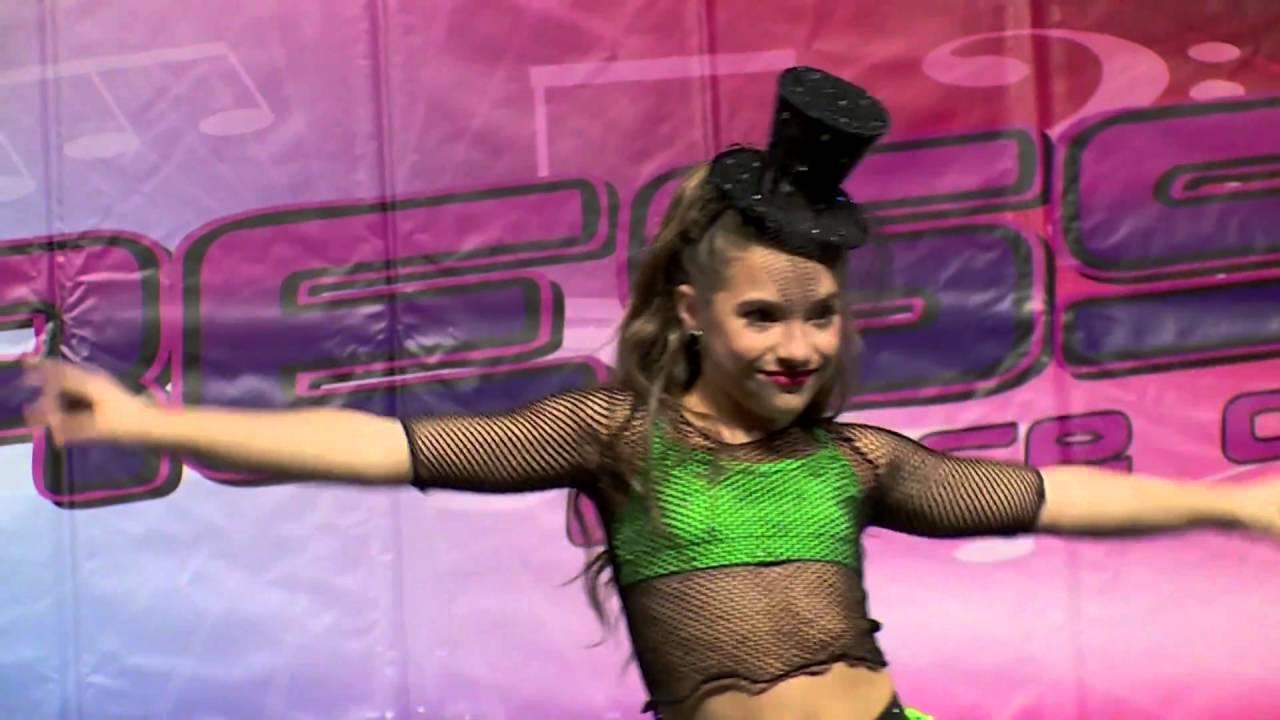Dance moms mackenzie ziegler season 4