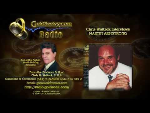 GSR Interviews MARTIN ARMSTRONG -  March 29, 2017 Nugget