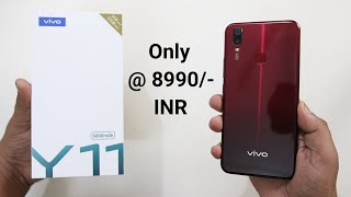vivo Y11 Unboxing amp Review 8990 - INR Only