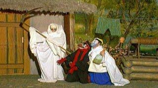 Fool's Village Scytheman / Деревня Дураков. Смерть с косой