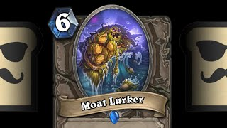 Hearthstone Experiments: Moat Lurker (BUGGED INTERACTIONS?!)