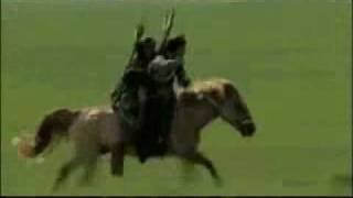 Genghis Khan 传说 -《成吉思汗》主题歌