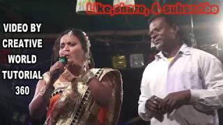 "Kalpana Hansda SPECIAL new 2018 song ""KURI BANGKHAN KORA"" .Santali Folk Song.. 01-01-2018..Part 002"