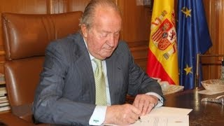 Abdicación del Rey: César Vidal, Pilar Urbano, Andrés Merino y G. Palomo - 02/06/2014