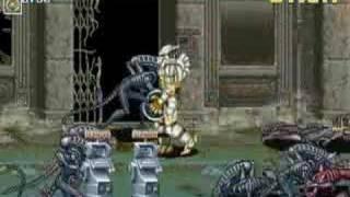 Alien VS Predator - 1st Stage