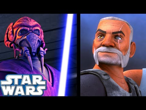 Why Commander Wolffe LOVED Plo Koon During the Clone Wars - Star Wars Explained