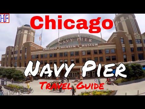 Chicago | Navy Pier | Tourist Attractions | Episode# 10