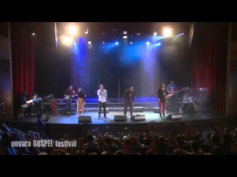 "Myron Butler & Levi ""Bless The Lord"" live @ Novara Gospel Festival 2013"