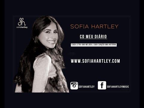 Sofia Hartley - Lançamento do CD MEU DIÁRIO