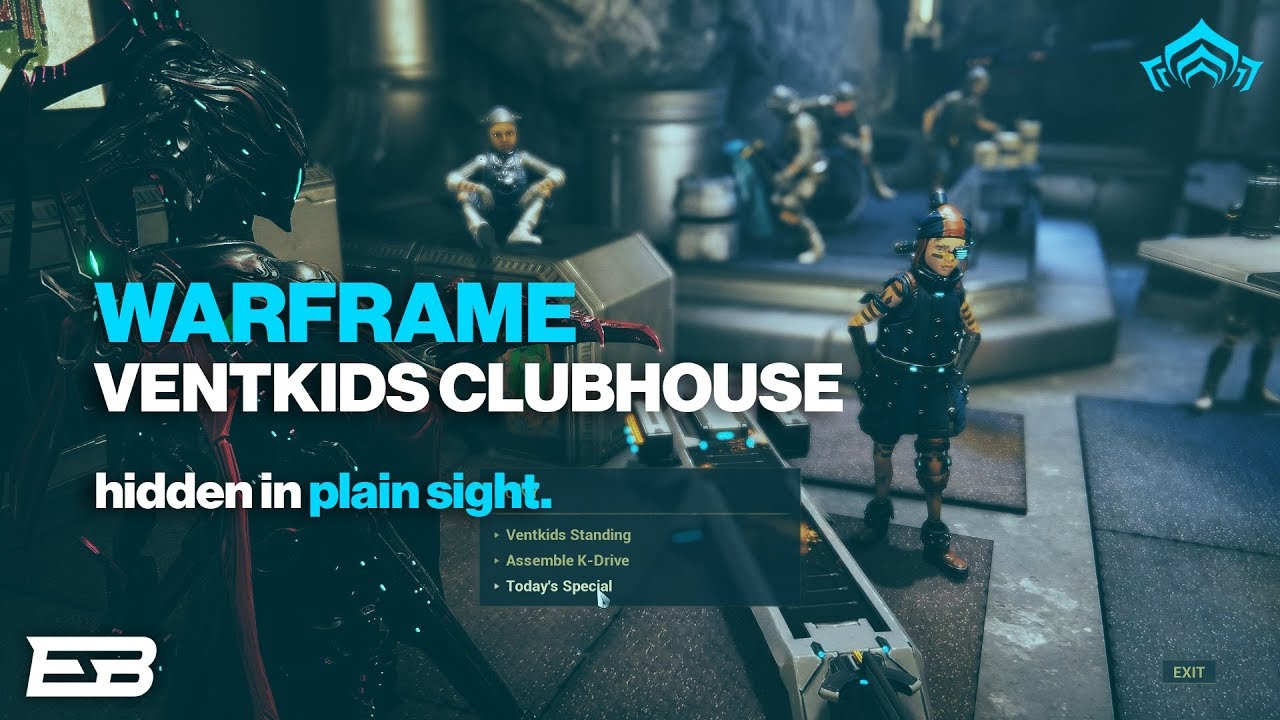 HOW TO FIND THE K-DRIVE VENDOR IN FORTUNA! // Warframe ...