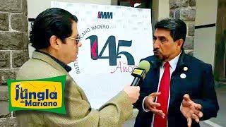 Un Madero de 145 años. #LiveVideoBlog