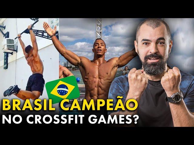 A ROTINA DIÁRIA do GUILHERME MALHEIROS (atleta de Crossfit) | Saúde na Rotina