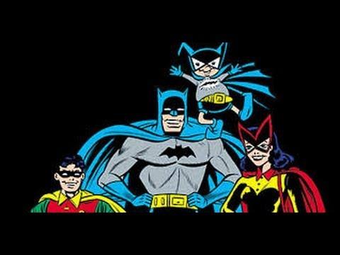 Batman origins part 1