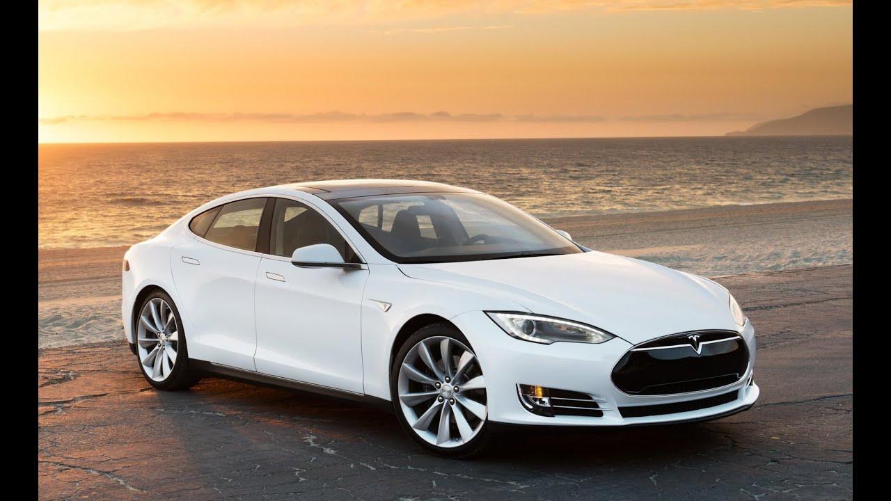2015 Tesla Model S - YouTube