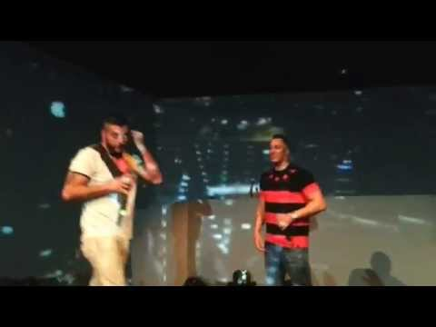 KC Rebell feat. Farid Bang KANAX IN MOSKAU live