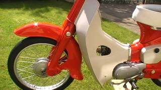 honda c50 step through 1975 plag plonk steppie classic moped for sale on ebay now