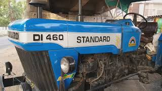 DI 460 STANDARD 60 HP TRACTOR. है किसान की पसंद