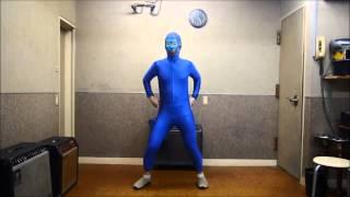 板野友美のシングル『1%』のダンストライアルに挑戦した動画です。