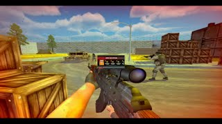 Counter Terrorist Stealth Mission Battleground War(By Nitro Games Production) Android Gameplay[HD]