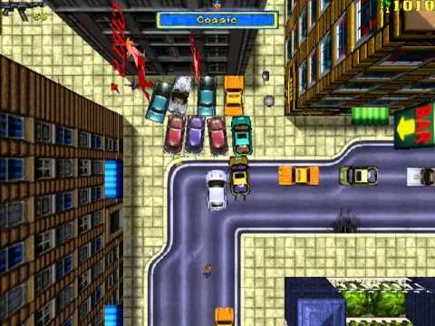 Speedrun Gta 1 Lc Quot Heist Almighty Quot 02 28 Youtube