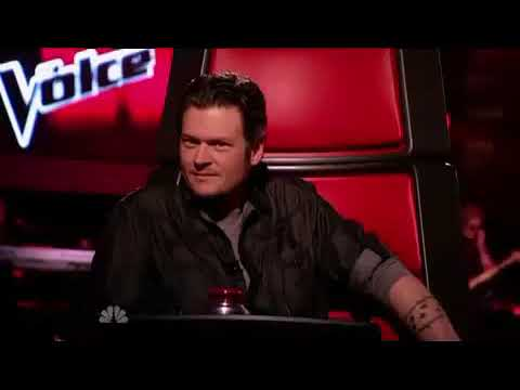 THE VOICE 1  Angela Wolff The House That Built Me, Miranda Lambert
