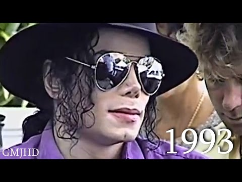 Michael Jackson - 1993 Private Singapore Tape #1 - GMJHD