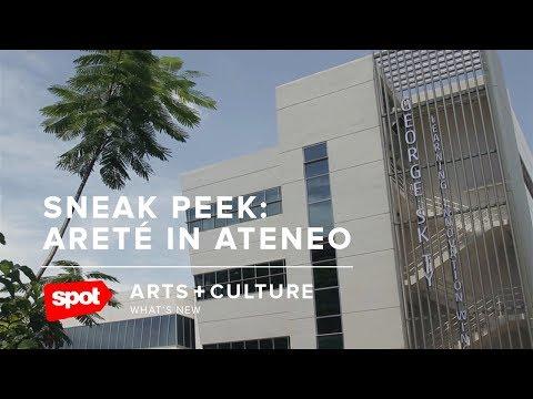 Sneak Peek: Areté in Ateneo Goes Beyond Being a Creative Hub