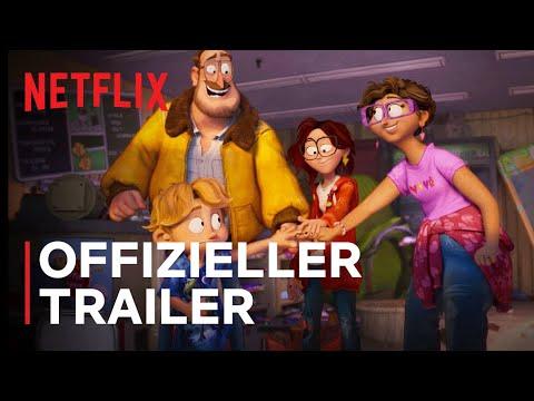 Die Mitchells gegen die Maschinen   Offizieller Trailer   Netflix