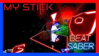 My Stick is better than bacon! - Beat Saber Darth Maul style