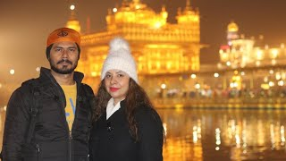 First time to Golden Temple with in laws  | Ep 1 | Amritsar 2020 | SS vlogs :-)