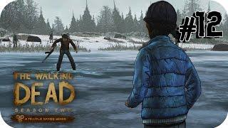 TWD 2 - Cuidado, Luke!!! -  Ep 12 The Walking Dead: Season 2