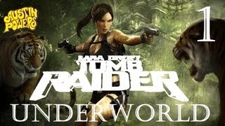 Lara Croft Tomb Raider Underworld-серия 1 [Авалон.Нифльхейм.]