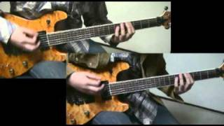 Sum 41 - Screaming Bloody Murder (Guitar Cover ★ Lead and Rhythm)