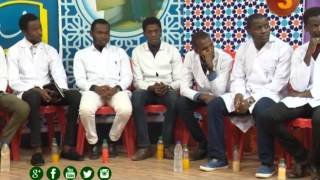 AFRICA TV 3 | MAKON KIWON LAFIYA | Prof. Balarabe Sani Garko
