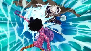 One Piece - Brook & Sanji Vs Sheepshead [HD]