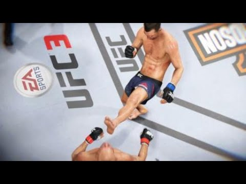 EA SPORTS™ UFC® 3 Robbie Lawler vs Luke Rockhold