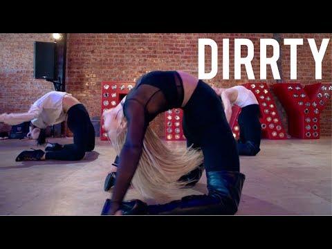 Dirrty - Christina Aguilera - Choreography by Marissa Heart - Heartbreak Heels