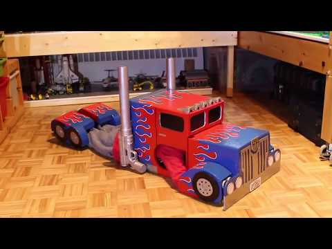 Transformers Kids 1 on 1...... Best Transformers Costume Ever!
