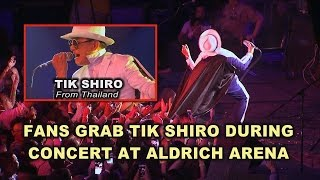 3HMONGTV EHOUR: Exclusive backstage interview with Thai singer, Tik Shiro.