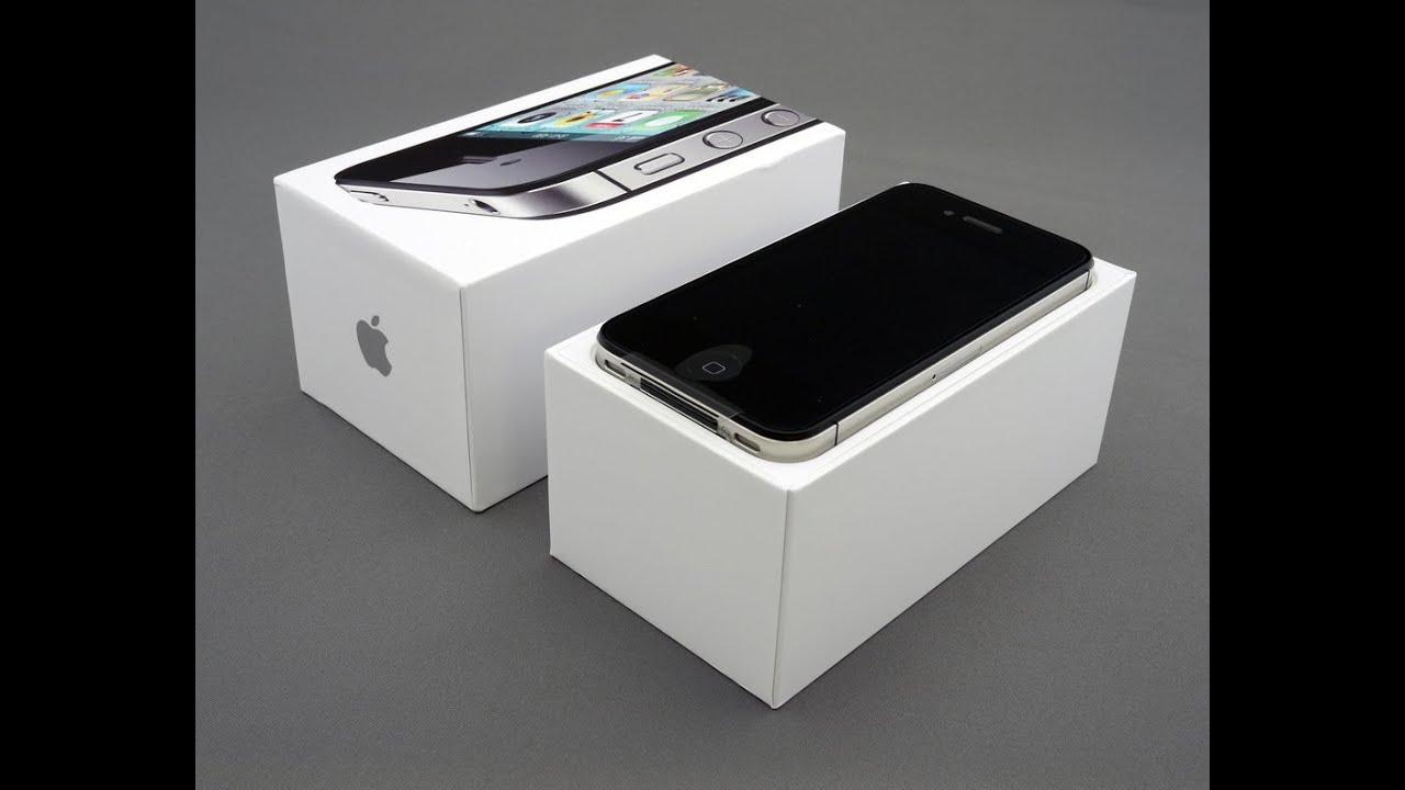 черный iphone 4s фото
