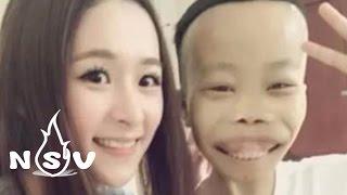 Trần Sơn - đại gia xấu nhất quả đất khoe siêu xe, gái đẹp gây sốt mạng