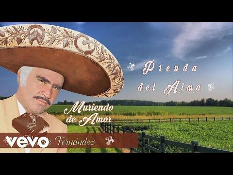 Vicente Fernández - Prenda Del Alma (Cover Audio)