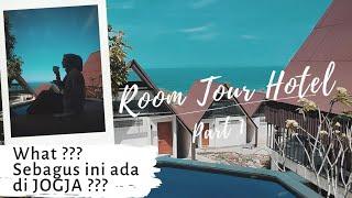Gambar cover VILLA KAYA DI BALI INI ADA DI JOGJAKARTA  !!! | ROOM TOUR HOTEL PART 1