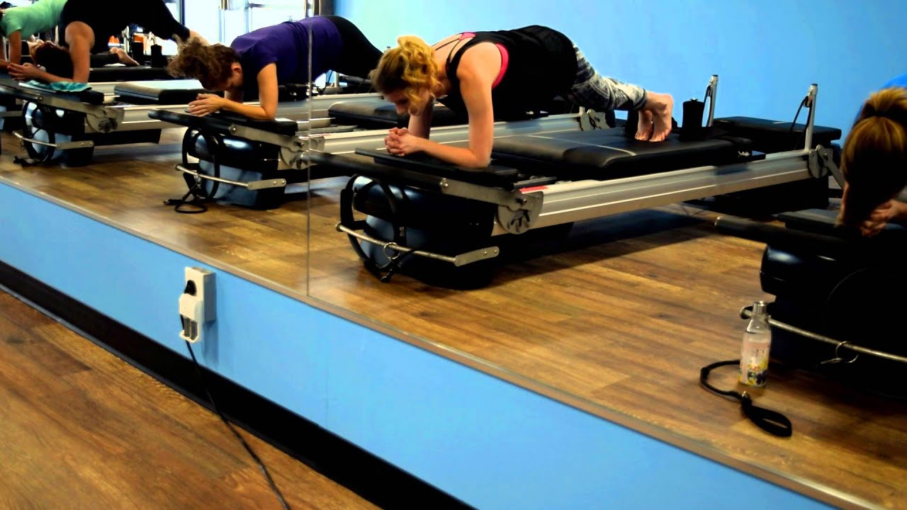 Cutting Edge Pilates