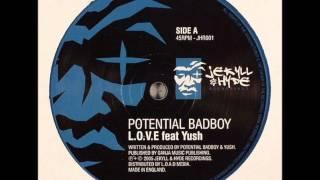 Potential Bad Boy Ft Yush - L.O.V.E