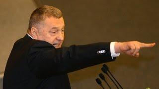 Жириновский о третьей мировой войне, долларе, экономике