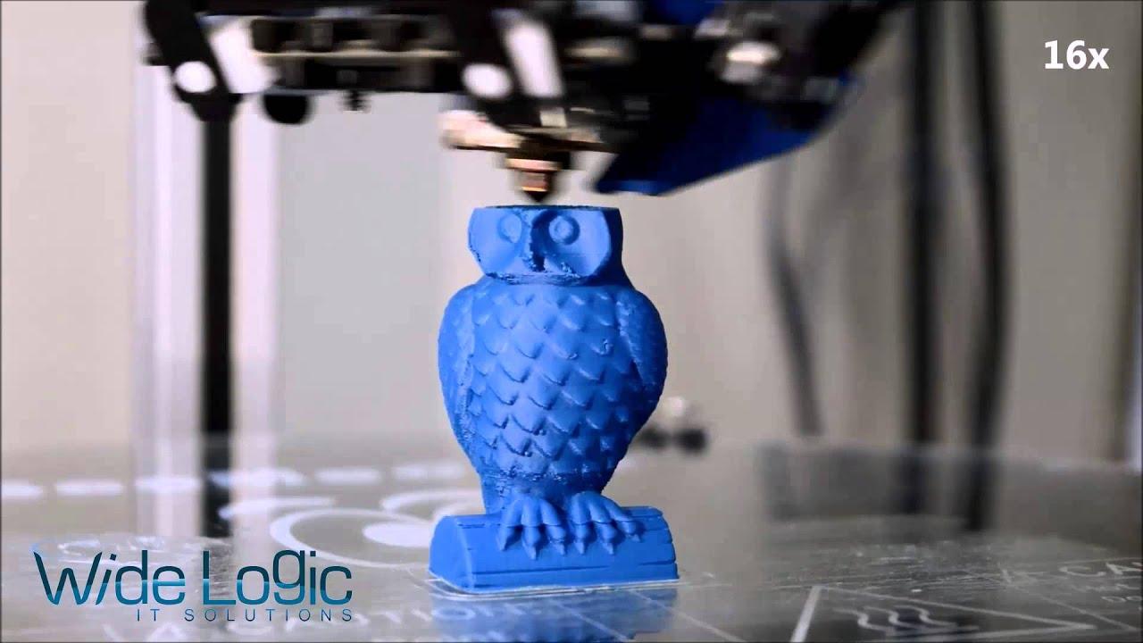 owl 3d printing egypt طابعة ثلاثية الابعاد في مصر youtube