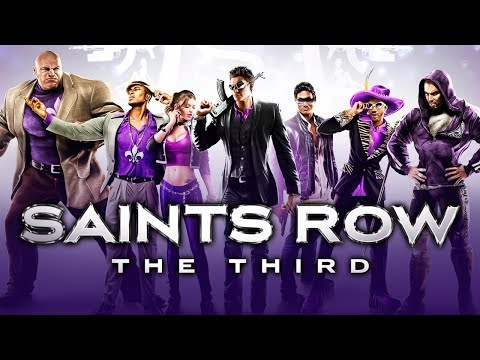 Saints Row: The Third - All Saints