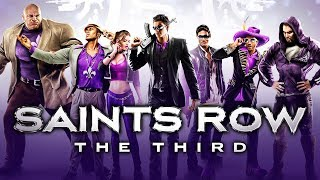 Saints Row: The Third - All Saints