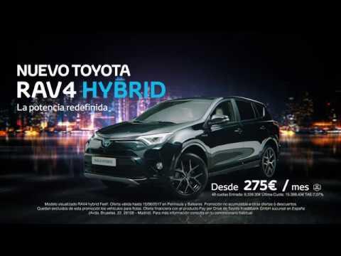 Nissan X Trail >> Anuncio Toyota RAV4 Hybrid 2017 - YouTube